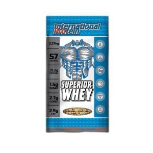 International protein Superior Whey 5lbs