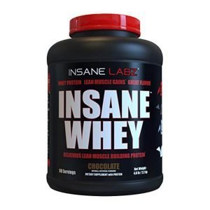 Insane Whey Protein
