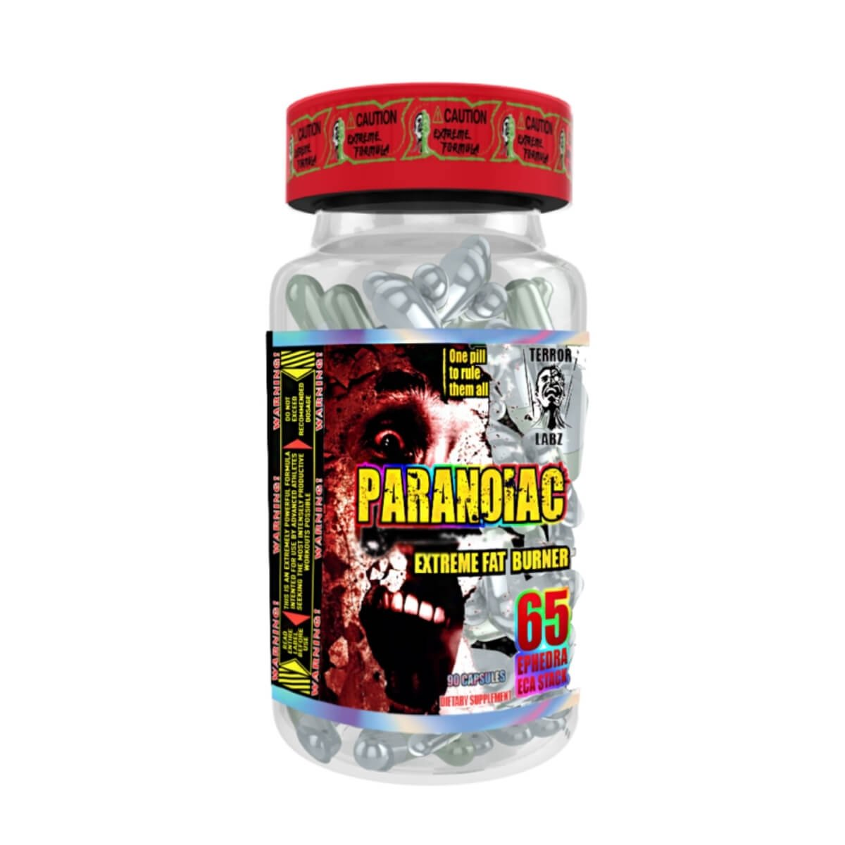 paranoic fat burner