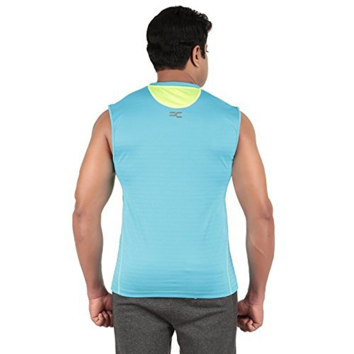 Ronnie Coleman (Rocclo) Men's Polyester Jersey Round Neck Sleeveless