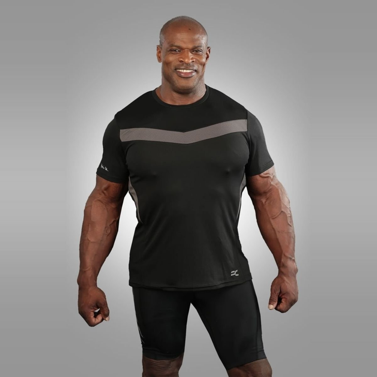 Ronnie Coleman (Rocclo) Men's T-Shirt Black